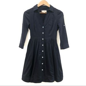 Anthro Moulinette Soeurs Shirt Dress